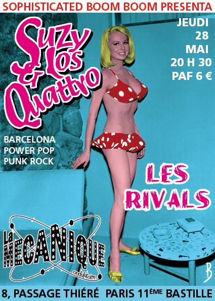 Suzy & Los Quattro + Les Rivals jeudi 28 mai Flyer-suzy-rivals-b